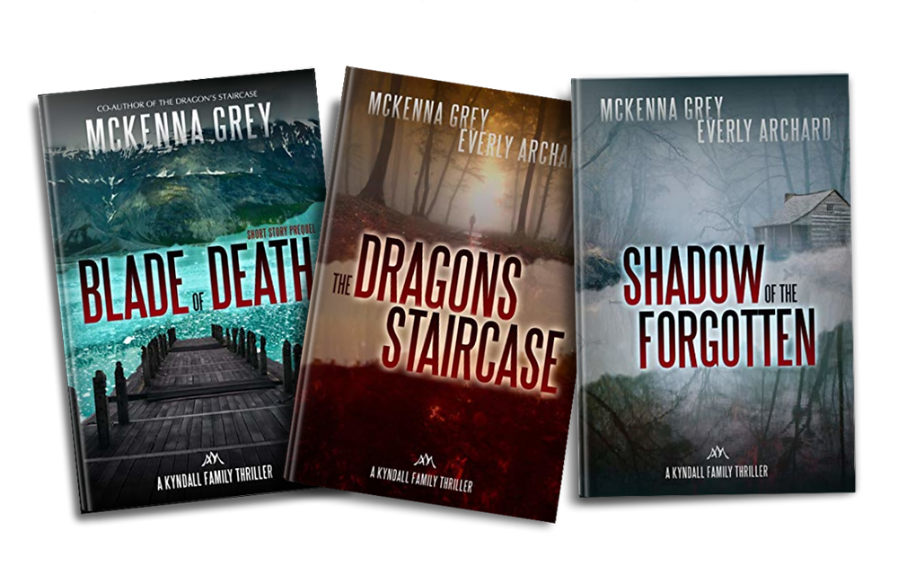 Kyndall Family Books by McKenna Grey and Everly Archard