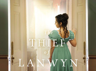 Reading Room: The Thief of Lanwyn Manor by Sarah E. Ladd