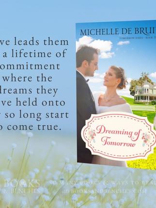 """Heartwarming"" - Dreaming of Tomorrow by Michelle De Bruin - Excerpt"