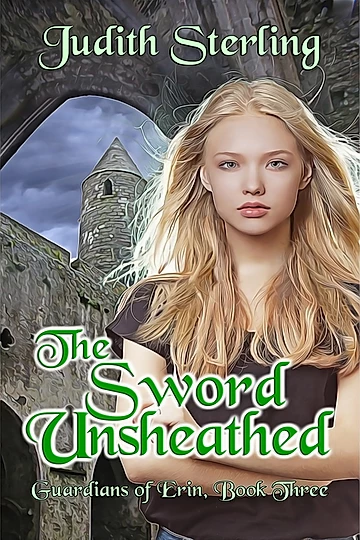 The Sword Unsheathed by Judith Sterling - Book Excerpt