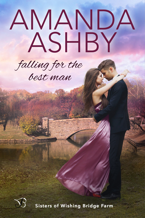 FALLING FOR THE BEST MAN by Amanda Ashby