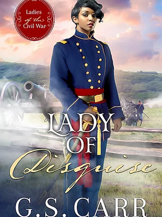 Lady in Disguise by G.S. Carr - New Release