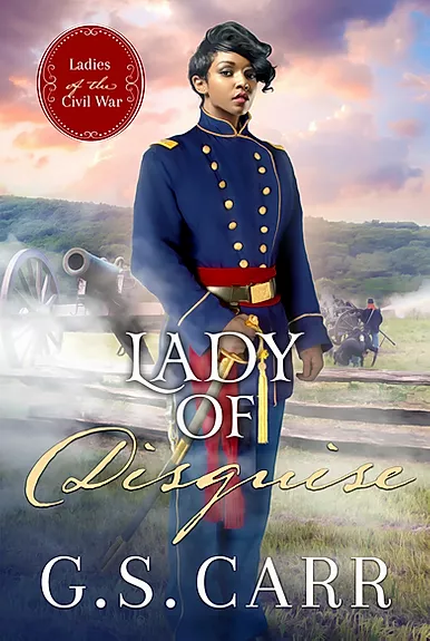Lady in Disguise by G.S. Carr