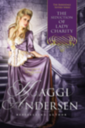 The Seduction of Lady Charity by Maggi Andersen