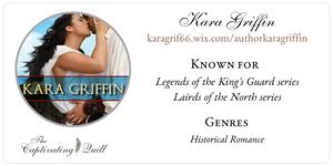 Author Kara Griffin