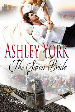 The Saxon Bride by Ashley York