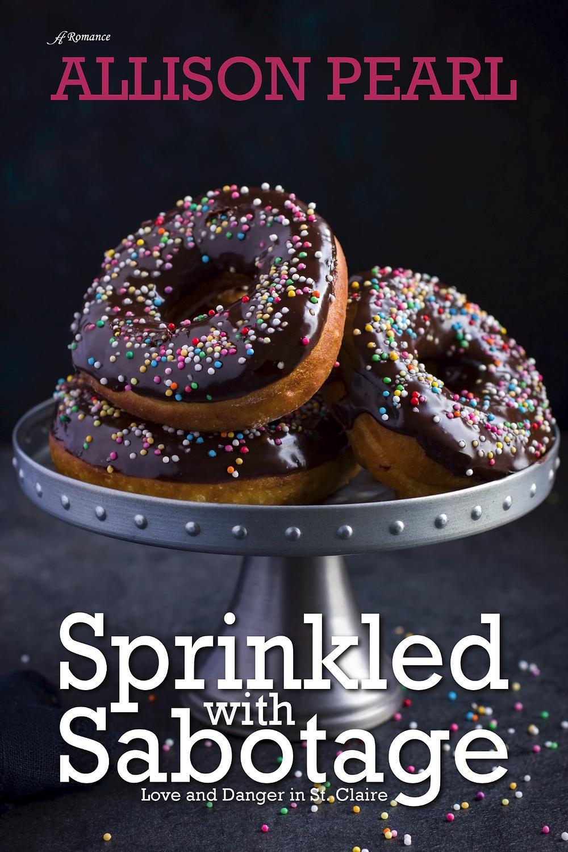 Sprinkled with Sabatoge by Allison Pearl