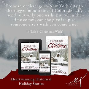 A Home for Christmas by MK McClintock - Book Excerpt