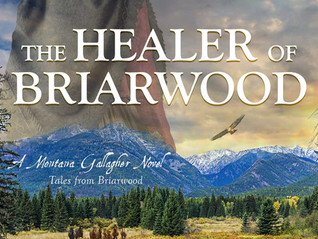 Now Available - The Healer of Briarwood