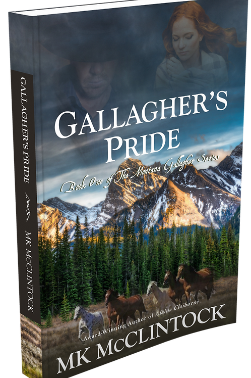 Gallagher's Pride - Autographed