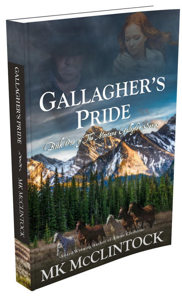 """Gallagher's Pride"" by MK McClintock"