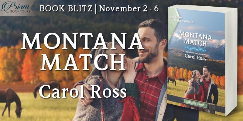 Montana Match by Carol Ross - Book Blitz
