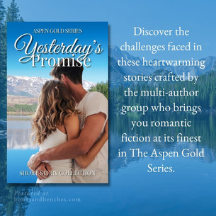 """""""Rescue Me"""" from YESTERDAY'S PROMISE - Aspen Gold Series Anthology"""