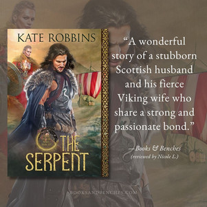 THE SERPENT by Kate Robbins - A Reader's Opinion