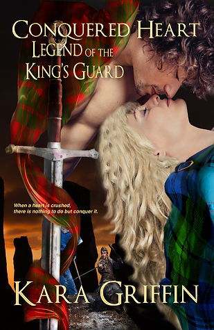 Conquered Heart by Kara Griffin