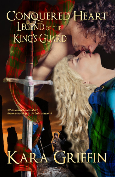 Interview with Kara Griffin, Author of Conquered Heart