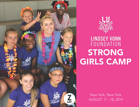 LVF NY Strong Girls - 2019 Survey Report