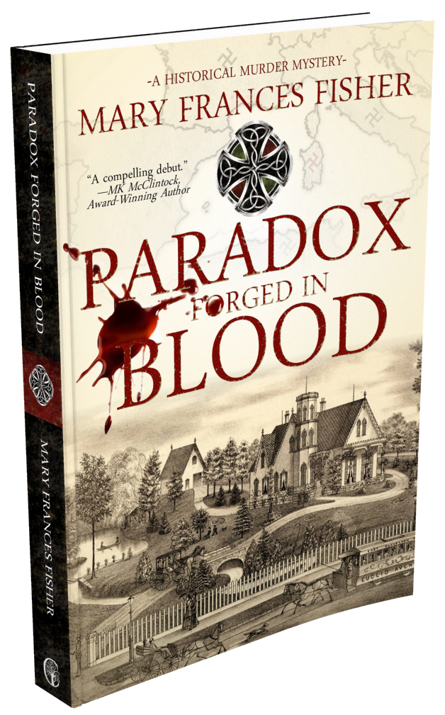 Paradox Forged in Blood by Mary Frances Fisher