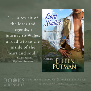 """Exquisitely Written"" - Lord Shallow by Eileen Putnam - Excerpt"