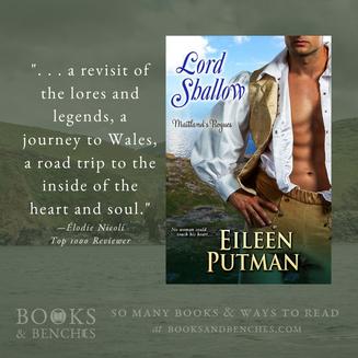 """Exquisitely Written"" - Lord Shallow by Eileen Putnam - Excerpt"