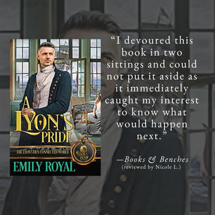 A LYON'S PRIDE by Emily Royal - A Reader's Opinion
