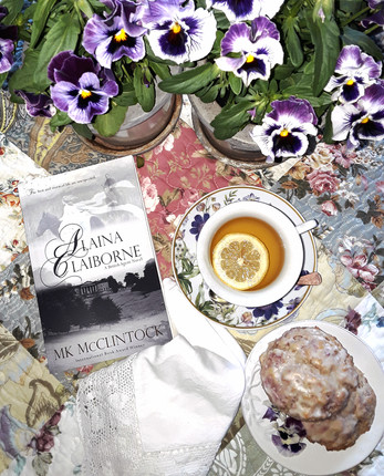 Tea Time with Alaina Claiborne