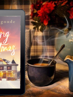 """Delightful"" - Selling Christmas by Angelina Goode - Excerpt"