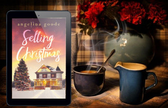 """""""Delightful"""" - Selling Christmas by Angelina Goode - Excerpt"""