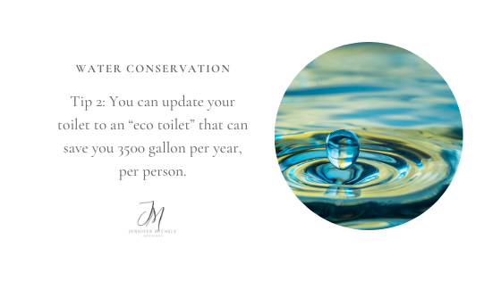 Green Living: 3 Tips on Water Conservation