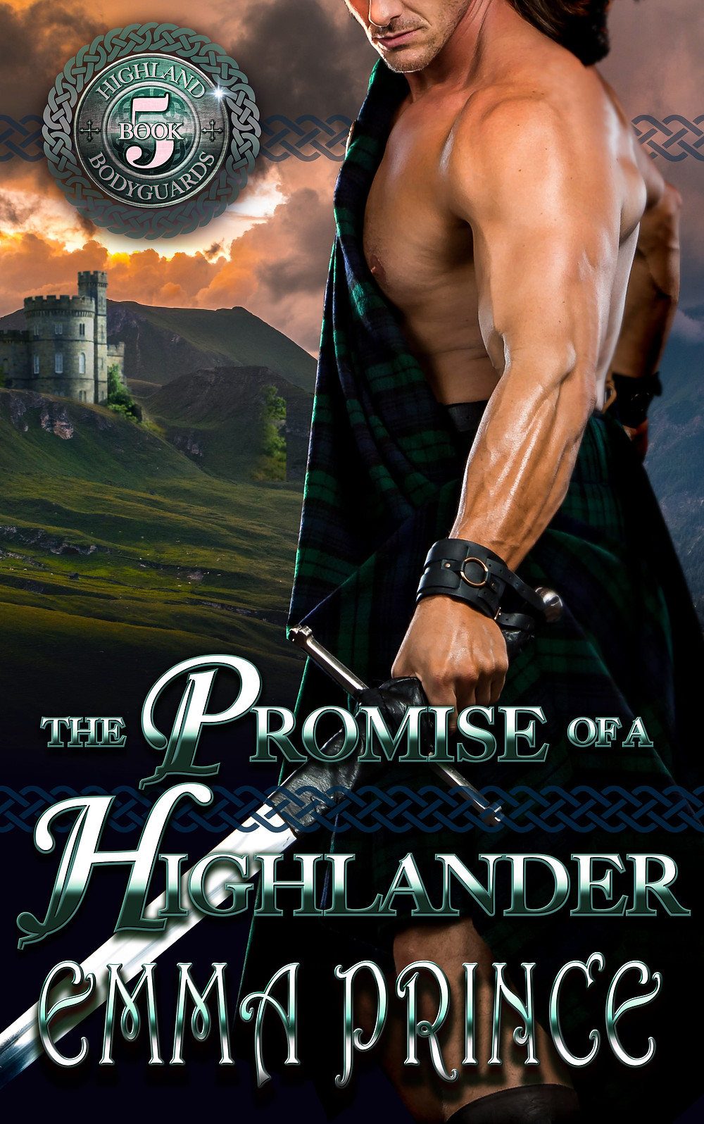 The Promise of a Highlander by Emma Prince