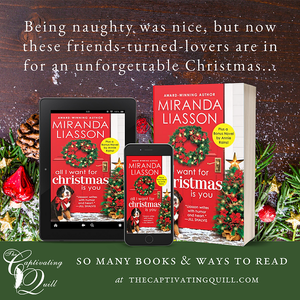 All I Want for Christmas is You by Miranda Liasson - Book Excerpt