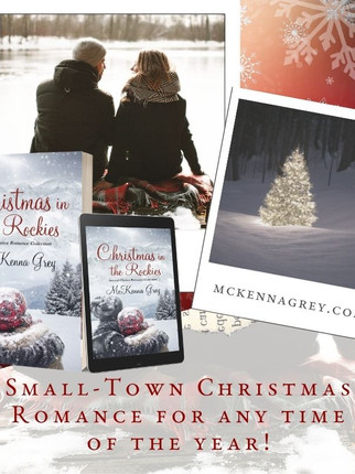 """""""Charming"""" - Christmas in the Rockies by McKenna Grey - Excerpt"""