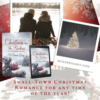 """Charming"" - Christmas in the Rockies by McKenna Grey - Excerpt"