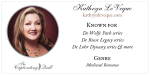 Author Kathryn LeVeque