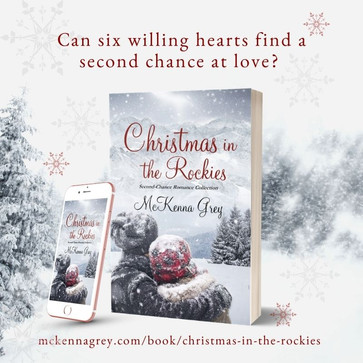 Christmas in the Rockies - Book Blast Giveaway