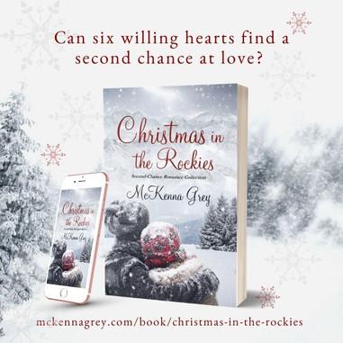 Christmas in the Rockies - Book Blast Giveaway