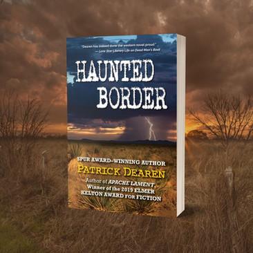 HAUNTED BORDER by Patrick Dearen - Excerpt