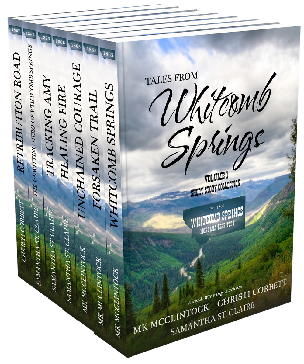 Tales from Whitcomb Springs