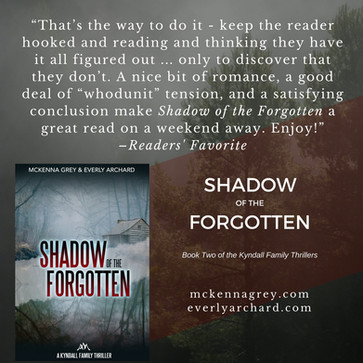 A Letter of Shadows