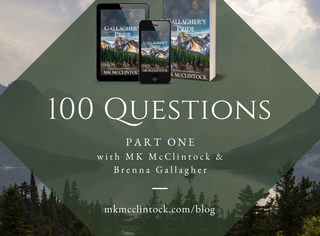100 Questions, Part One with MK and Brenna