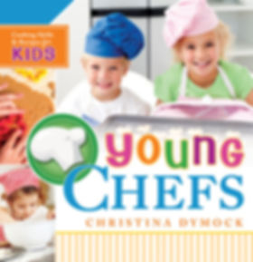 Young Chefs by Christina Dymock