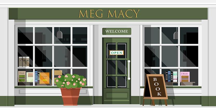 Meg Macy Bestselling Author
