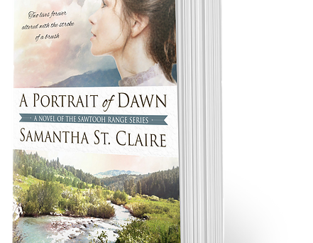 Portrait of Dawn by Samantha St. Claire
