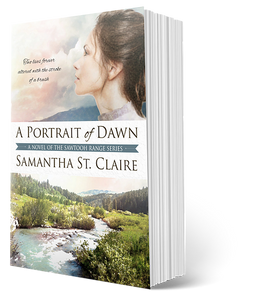 A Portrait of Dawn by Samantha St. Claire