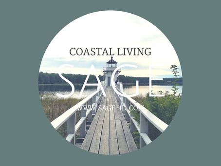 Rocky Cliffs and White Sand Beaches: Coastal Living and Design