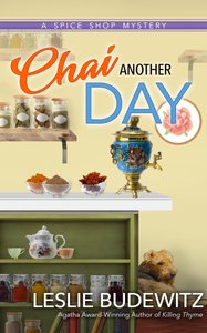 Chair Another Day by Leslie Budewitz