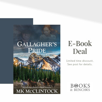 E-Book Deal - Historical Western Romance