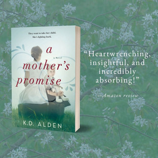 """""""Powerful"""" - A MOTHER'S PROMISE by K.D. Alden - Interview"""