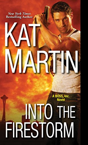Author Interview: INTO THE FIRESTORM by Author Kat Martin
