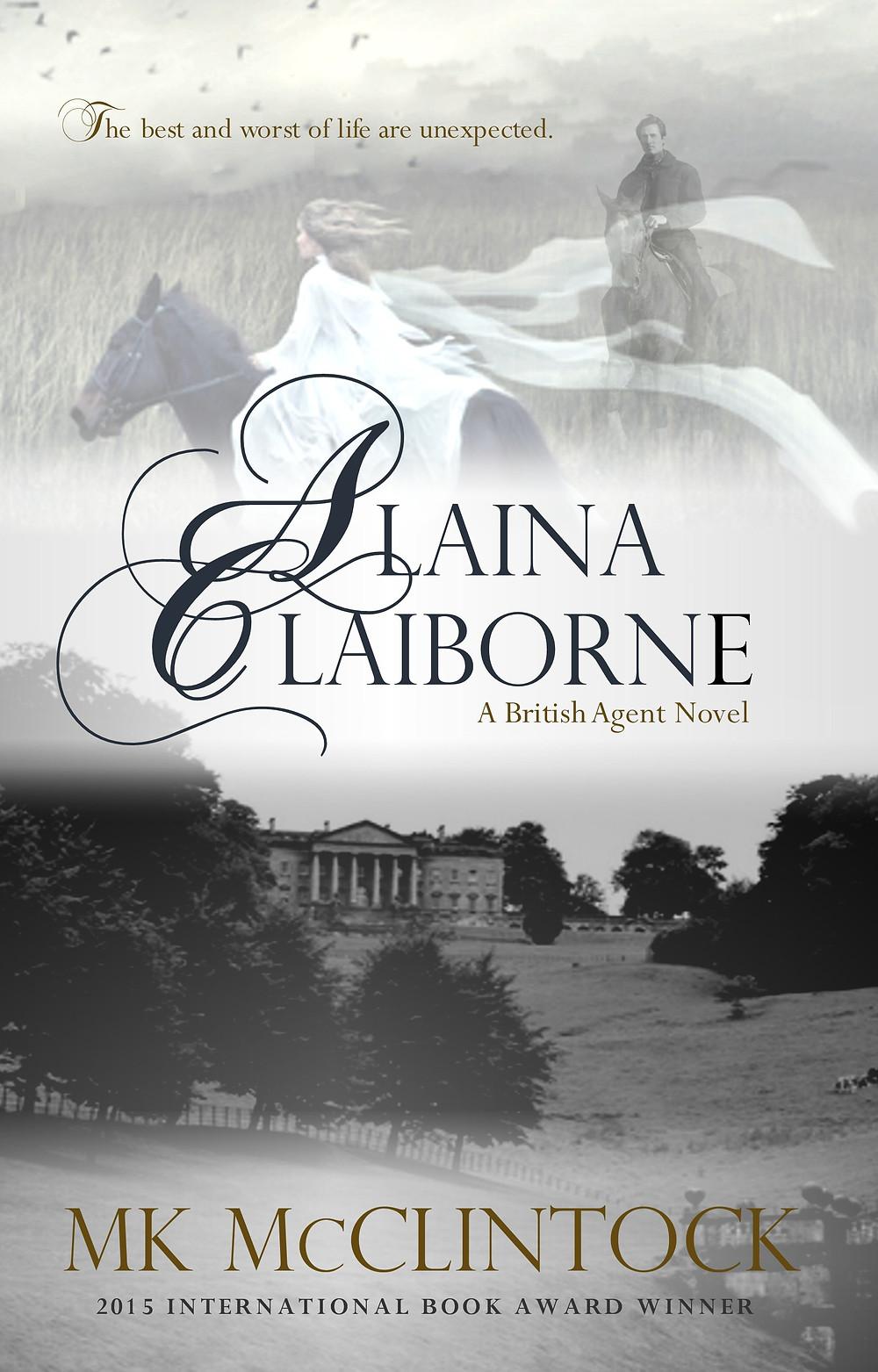 ALAINA CLAIBORNE by MK McClintock